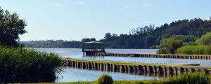Sabe onde fica a maior lagoa natural da Península Ibérica?