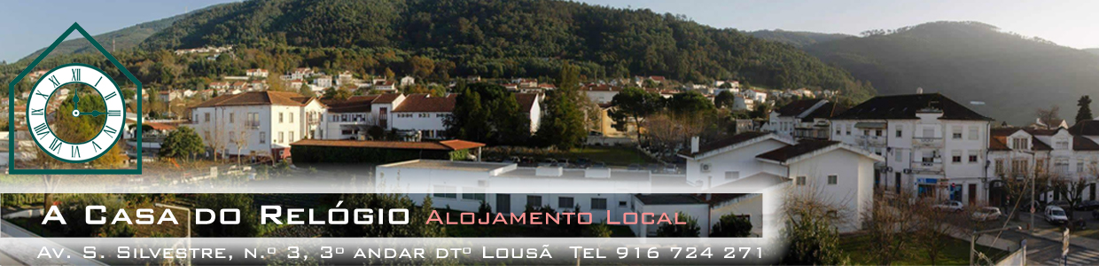 A CASA do RELOGIO - Alojamento Local - Lousã