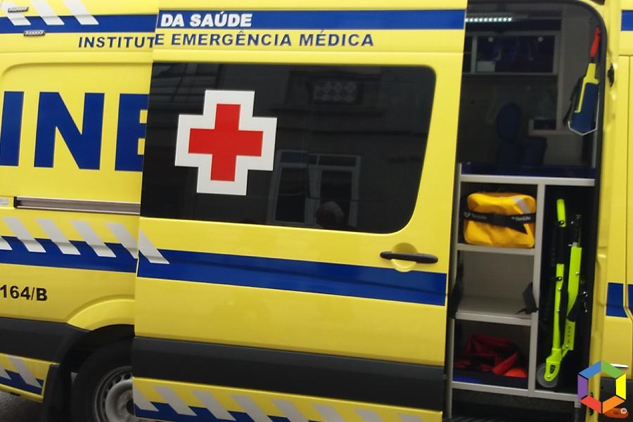 Seis mortos em acidente no IC8 e trânsito cortado nos dois sentidos em Pombal