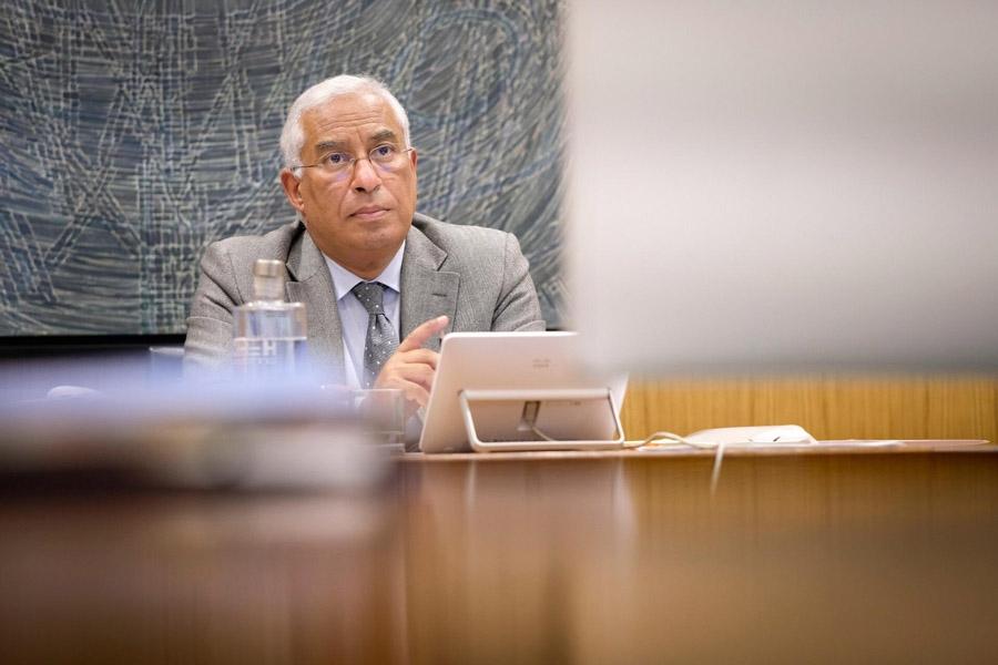 OE2022: Primeiro-ministro pediu desculpas às confederações patronais por medidas sem consulta prévia