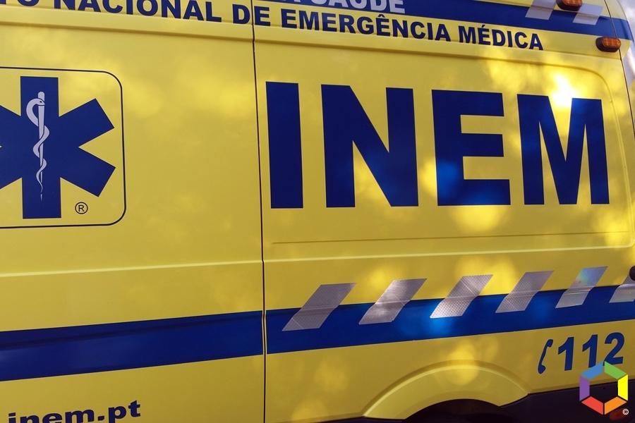 Tondela - Carregal do Sal: Faleceu a vítima de queda de árvore sobre viatura na Regional 230