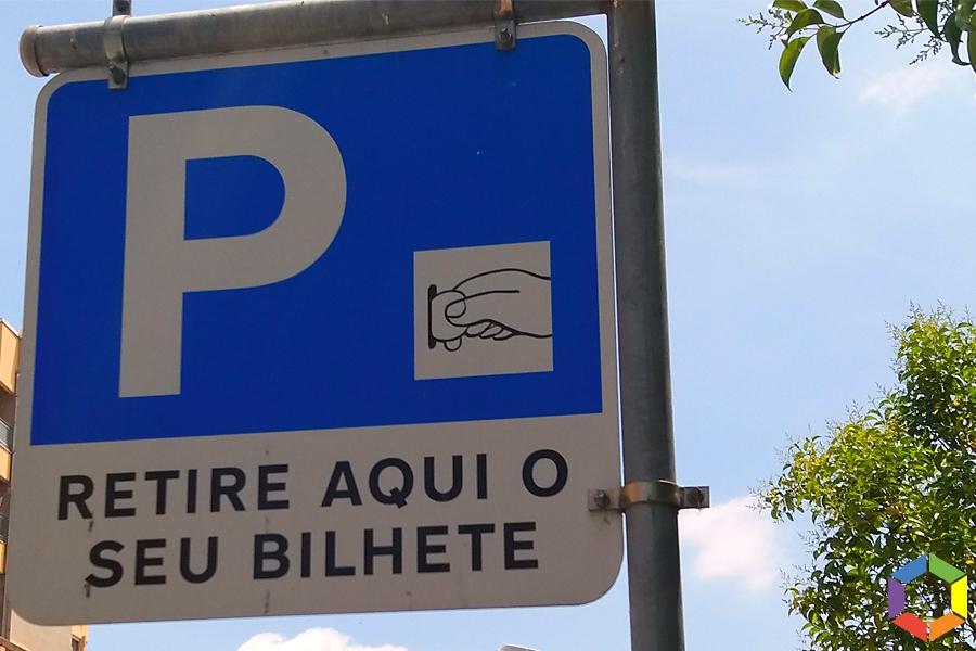 Tomar tem estacionamento gratuito ao fim-de-semana no Parque do Pavilhão Municipal