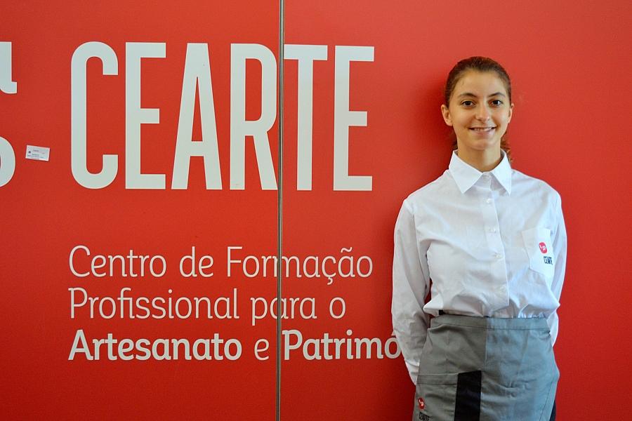 Formanda do CEARTE conquista na Rússia o 5.º lugar no Campeonato Juniors Skills