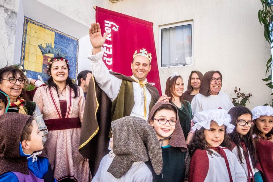 X Mercado Medieval e Procissão da Rainha Santa atraem centenas de visitantes a Vila de Rei