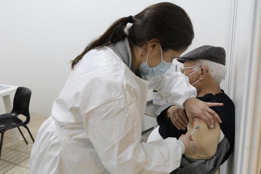 11% da população portuguesa já vacinada