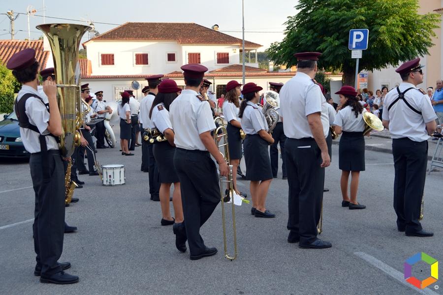 Filarmónica União Taveirense homenageada na FAGIC pelos 150 anos de atividade