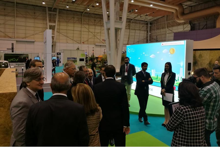 Águeda marcou presença na Smart Cities Summit 2019
