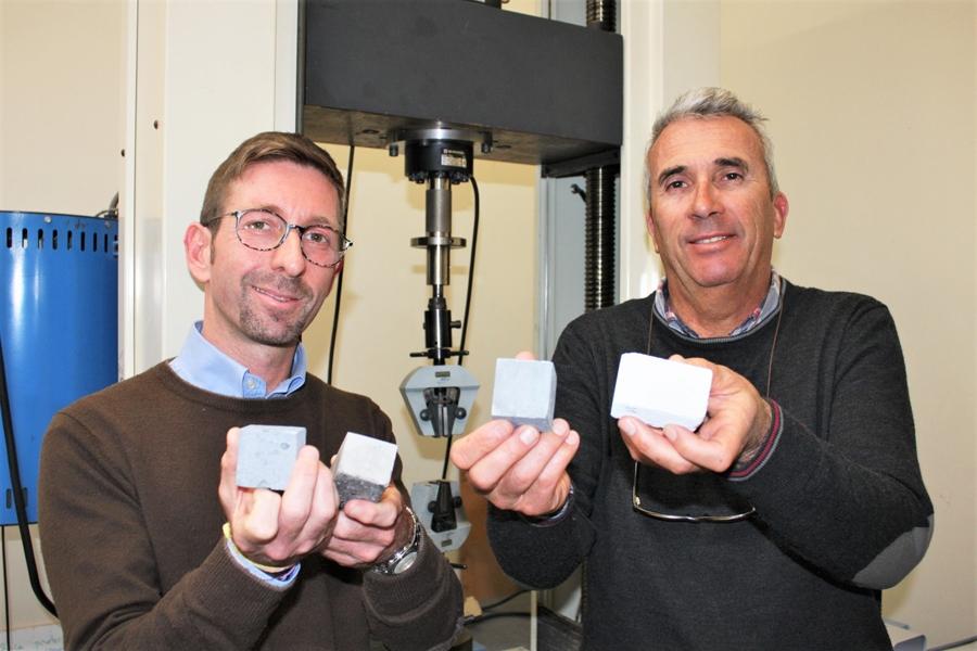 UA: Desenvolvido eco-cimento produzido com desperdícios de celuloses