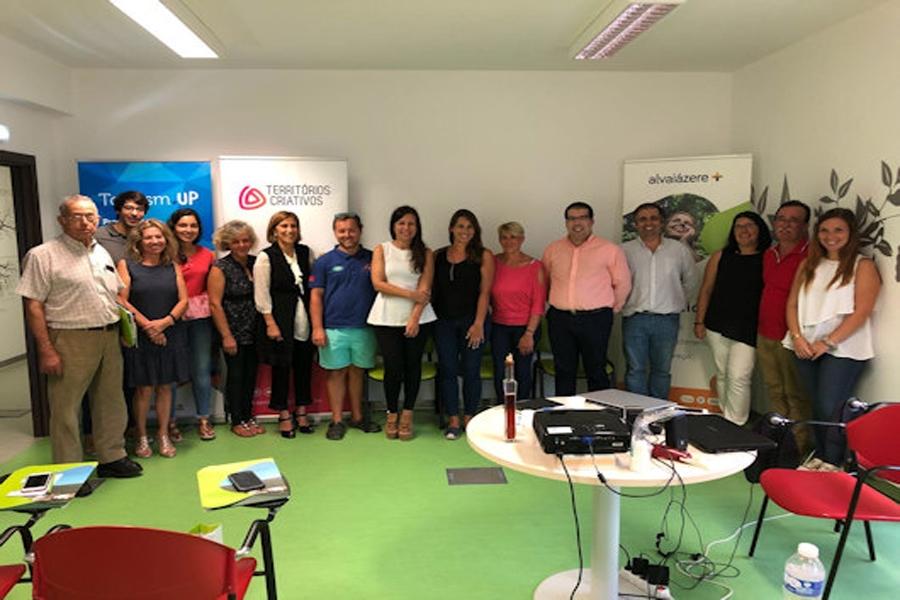 Conheça os projetos vencedores do programa de aceleração Alvaiázere+ Tourism Up