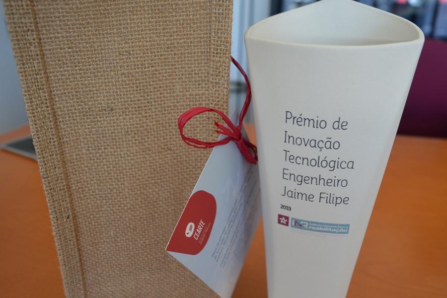 Santarém: CEARTE e INR entregam prémios de Inovação Tecnológica no Dia Internacional de Pessoas com Deficiência