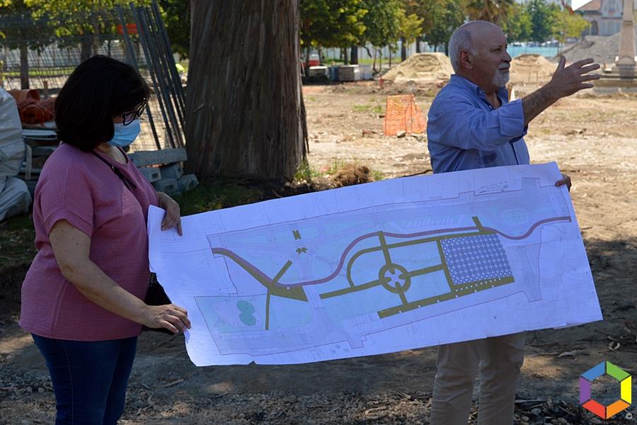 Ílhavo: Inauguração da requalificação do Jardim Henriqueta Maia e da estátua de homenagem a Carlos Paião este sábado